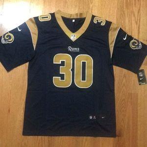 Los Angeles Rams #30 Gurley Jersey